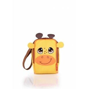 کیف غذاي کودک طرح زرافه okiedog مدل 80183