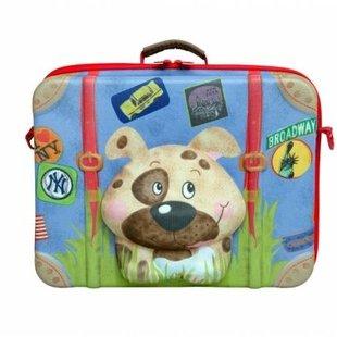 چمدان بچه گانه طرح سگ okiedog مدل 80008