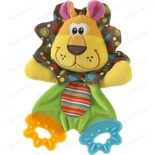 عروسک شیر دندانگیردار playgro كد 183152