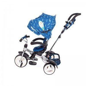 سه چرخه  کودک با سایبان Kikka Boo طرح موشک