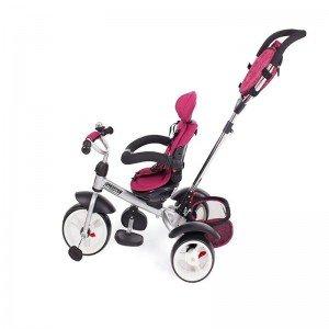 خرید سه چرخه کودک  با سایبان Kikka Boo طرح موشک