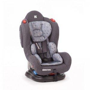 قیمت صندلی ماشین KIKKA BOO مدل Hood رنگ خاکستری