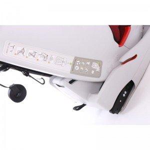 ایمنی صندلی ماشین کودک KIKKA BOO مدل Viaggio رنگ مشکی