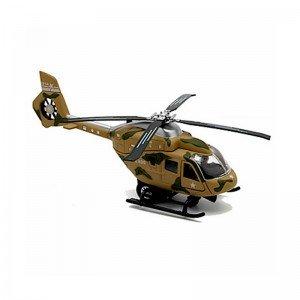هلیکوپتر نظامی سبز مدل MHD86