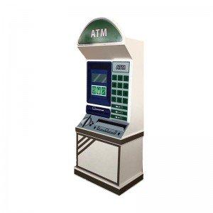 دستگاه ATM چوبی