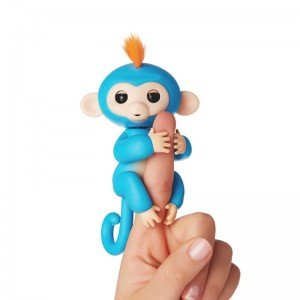 میمون رباتیک آبی کمرنگ مدل 5656