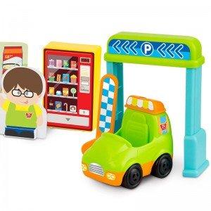 اسباب بازی موزیکال کودک مدل سوپر مارکت