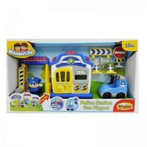 خرید اسباب بازی پلیس کودک موزیکال
