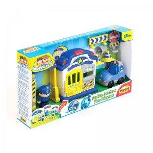 خرید اسباب بازی موزیکال پلیس وین فان