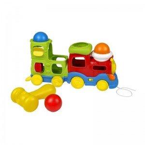 خرید قطار اسباب بازی کودک مدل موزیکال