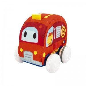 ماشین آتش نشانی پارچه ای 003185 winfun مدل 00187