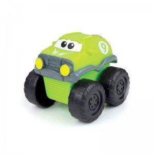 ماشین اسباب بازی کودک طرح پرشی سبز 003187 winfun مدل 1293