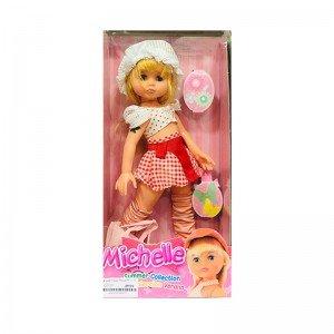 عروسک بونیتا با لباس قرمز مدل 360005