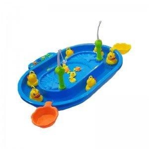 ست ماهیگیری کودک آبی مدل 680165