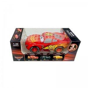 ماشین  فلزی مک کوئین رنگ قرمز مدل 1761691