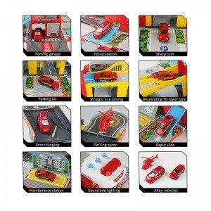 ست آتش نشانی مدل 5018