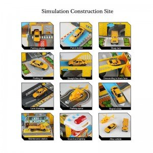 قیمت ست مهندسی راه سازی مدل 5018