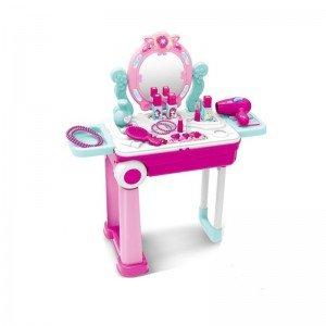 ترولی و میز آرایش با لوازم مدل 008923