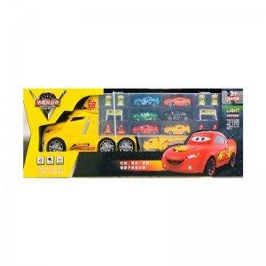 تریلی کارز رنگ زرد مدل YFA8666
