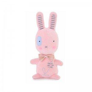 عروسک خرگوش صورتی Metoo مدل JAA904
