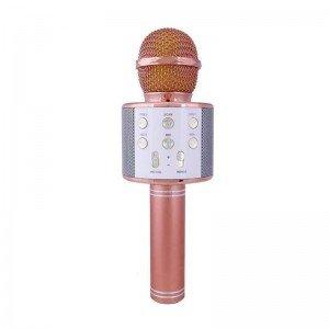 میکروفون اسپیکر دار رزگلد مدل 858