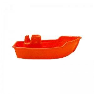 قایق نارنجی اسباب بازی کودک مدل 6006