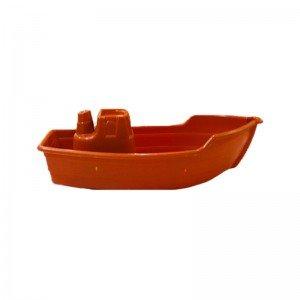 قایق قهوه ای اسباب بازی کودک مدل 6006
