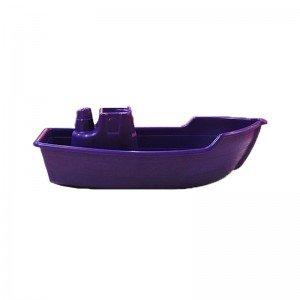 قایق بنفش اسباب بازی کودک مدل 6006
