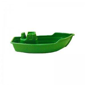 قایق سبز اسباب بازی کودک مدل 6006