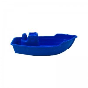 قایق آبی اسباب بازی کودک مدل 6006