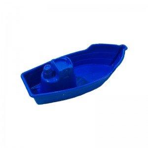قایق زرد اسباب بازی کودک مدل 6006