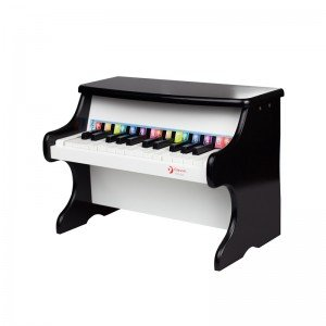 پیانو مشکی  Classic World مدل 2817