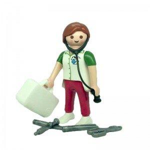 آدمک دامپزشک  Playmobil مدل 10056