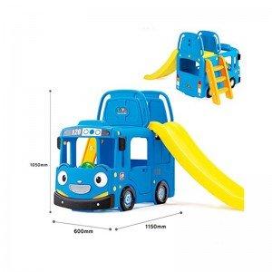 قیمت  اتوبوس پلیس با سرسره متصل تایو مدل Y1543