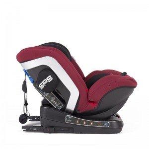 خرید صندلی ماشین KIKKA BOO مدل 4Strong Raspberry