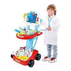 ترولی پزشکی مدل 66046