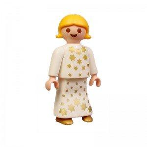 آدمک فرشته با لباس سفید playmobil مدل 10065