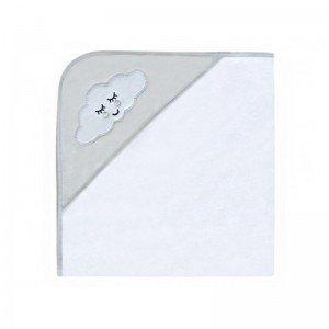 حوله تک کودک Kikka Boo مدل  Sleepy Cloud Grey