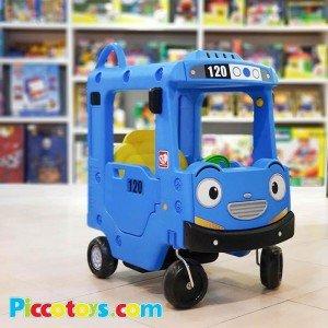 اتوبوس پلیس تایو مدل 5907