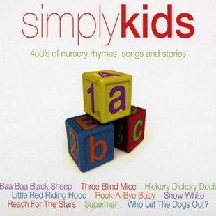 سی دی آموزشی simply kids