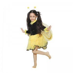 لباس زنبور کودک مدل 1236