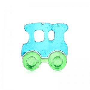 دندانگیر مایع دار نوزاد طرح ماشین Kidsme مدل 9354