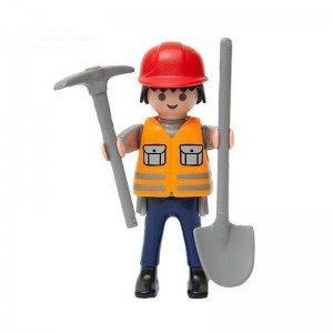 آدمک کارگر ساختمانی Playmobil مدل 10020