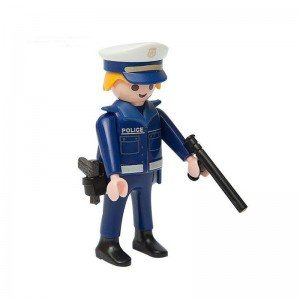 آدمک پلیس Playmobil مدل 10018