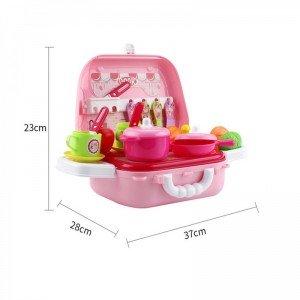 خرید ست آشپزخانه کیفی کودک مدل 008931