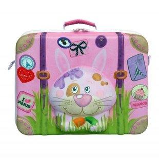 چمدان کودک طرح خرگوش okiedog مدل 80009