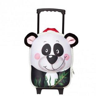 چمدان چرخدار کوچک پاندا okiedog مدل 80010