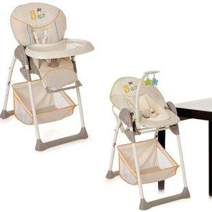 صندلی غذای دوکاره كودك مدل Relax كدhauck 665220