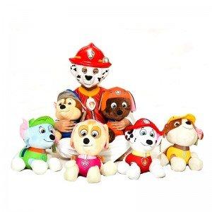 عروسک پولیشی سگ های نگهبان 6عددی