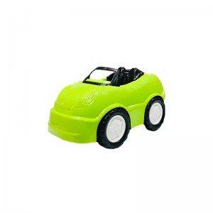 ماشین فولکس سبز کم رنگ مدل 1126